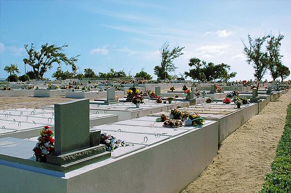 Cemetery Beach Seven Mile